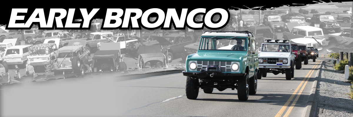 BRONCO COVERS