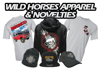 Wild Horses Hats, Shirts, & Jackets