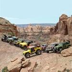 Moab Bronco Safari