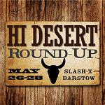 Hi Desert Round Up
