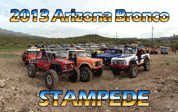 Arizona Bronco Stampede Slideshow 2013