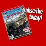 Bronco Driver Magazine