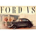 American Car Brochures