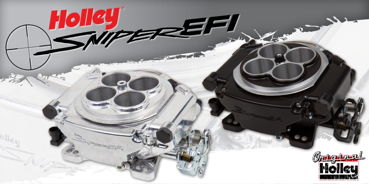 Holley Sniper EFI