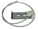 Tire Rack Safety Cable 