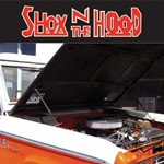 Shox N The Hood (Black)