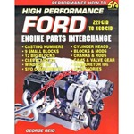 High-Performance Ford Engine Parts Interchange Manual 