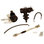 4 Bolt Quick Ratio Steering System Deluxe 