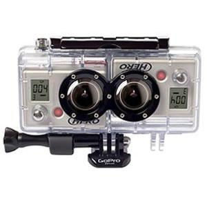 3D HERO System for GoPro Camera