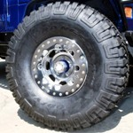 TrailReady Simulated BeadLOOK Wheel 20 X 9.5