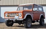 Crawl Magazine 1973 Bronco Project