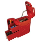 Trail Can Utility Tool Box 