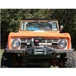 Bobcat Front 8274 Winch Bumper