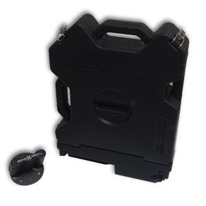RotoPax 2-Gallon Storage Pack & Mount Kit