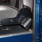 Retractable Lap Belts Bolt-In  Pair