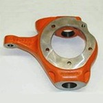 Reid Racing Flat Top Extreme Duty Knuckle Left for use with Dana 44 (based on 76-77 Bronco)