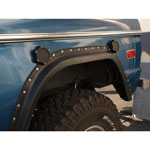 Black Billet Fuel Cap Cover (each)