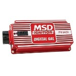 MSD 6425 Digital 6AL Ignition Red