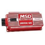 MSD 6425 Digital 6AL Ignition Red