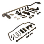 Anti-Sway Bar Kit Front And Rear