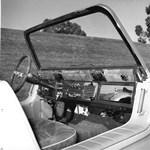 Bronco Dune Duster Interior Publicity Release 1965-11-18