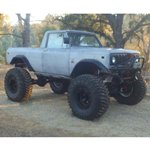 Silverback Fender Flares for 71-80 Scout II