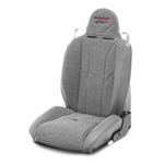Mastercraft Baja RS Seat w/ Fixed Headrest Left Smoke with Gray Center &amp; Gray Side Panels