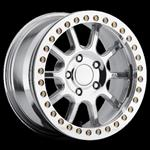 Raceline Liberator Beadlock Wheel w/ Aluminum Outer Ring