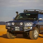ARB Deluxe Bar Bumper Toyota Land Cruiser 100 Series 2003-07