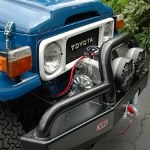 ARB Deluxe Bar Bumper Toyota Land Cruiser 40 Series