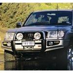 ARB Sahara Bar Bumper Toyota Landcruiser 100 Series (IFS) 98-02