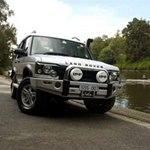 ARB Sahara Bar Bumper Land Rover Discovery II 2003-04