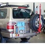 ARB Modular Rear Bumper For Toyota Land Cruiser Series 98-07