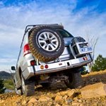ARB Modular Rear Bumper For Toyota Land Cruiser 200 Series