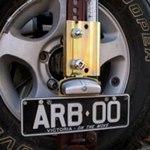 ARB Rear Jack Mount Bracket Toyota Land Cruiser & Lexus 98-07