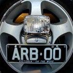ARB Rear Back-Up Light Kit Toyota Land Cruiser & Lexus 98-07