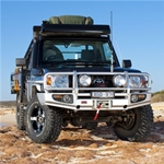 ARB Deluxe Bar Bumper 2007-12 Toyota LC70 with flares