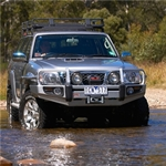 ARB Deluxe Bar Bumper Nissan Patrol GU Y61 10/2004-ON w/out Flares
