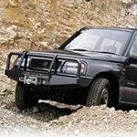 ARB Deluxe Bar Bumper Suzuki Sidekick Geo Tracker 4 Door 1998-95