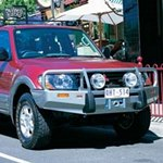 ARB Deluxe Bar Bumper Mitsubishi Montero NM Model 2000-04