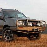 ARB Deluxe Bar Bumper Nissan Xterra-Frontier