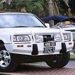 ARB Deluxe Bar Bumper Isuzu Amigo-Rodeo 1998-02