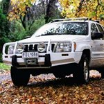 ARB Deluxe Bar Bumper Jeep Grand Cherokee WJ 1999-04