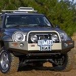 ARB Deluxe Bar Bumper Jeep Liberty KJ 2005-07
