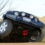 ARB Rock Bar Bumper Jeep Wrangler JK 2007-12