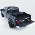 Smittybilt Smart Cover Folding Tonneau for Trucks 99-12 F250/F350 Superduty No-Step