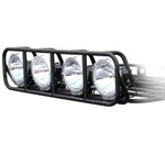 Smittybilt Defender Light Cage Fits 4ft Roof Rack