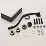 Smittybilt XRC Front Seat Adapter Bracket Driver 03-06 TJ/LJ