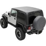 Smittybilt 1-Piece Hardtop 97-06 Jeep Wrangler
