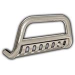 Smittybilt Grille Saver Stainless 07-12 Toyota Tundra